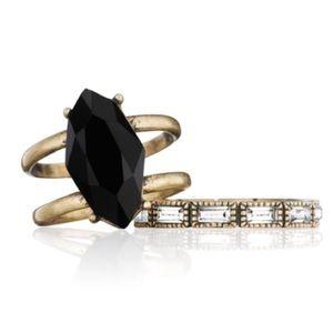Chloe + Isabel Fair Isle Nesting Ring Size 8